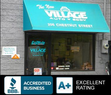 Village Auto Body >> Auto Body Repair In Bergen County Nj