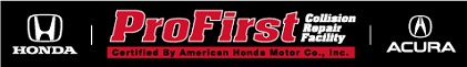 ProFirst Certified By American Honda Motor CO., Inc